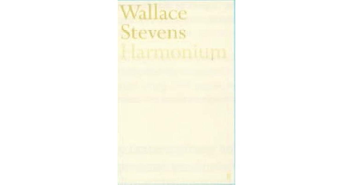 wallace stevens essay Stevens ice cream - wallace stevens's the emperor of ice-cream   1008979.