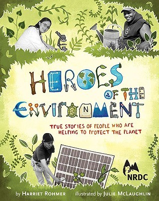 Heroes of the Environment cover art with link to Goodreads page