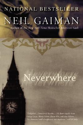Image result for neverwhere book