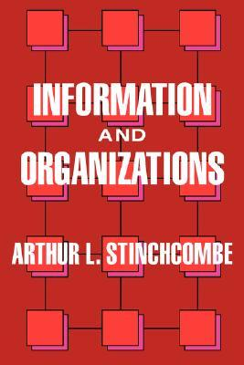 Information and Organizations book cover