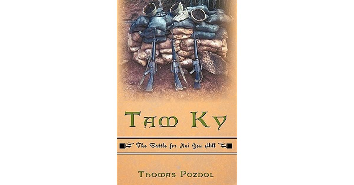 Jeffrey Miller's review of Tam KY: The Battle for Nui Yon Hill
