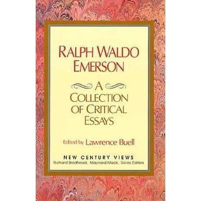 critical thinking and ralph waldo emerson
