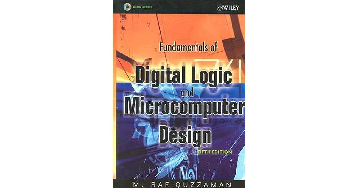digital logic fundamentals book pdf