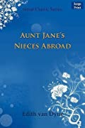 Aunt Jane's Nieces Abroad (Aunt Jane's Nieces, #2)