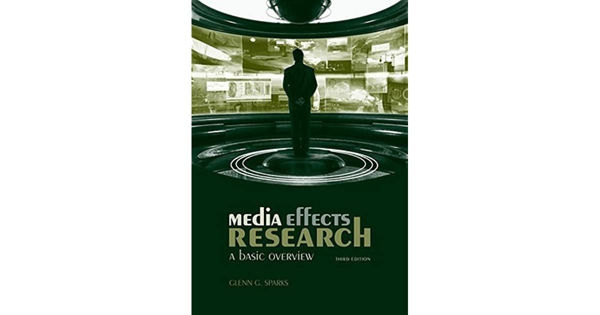 a research on the effects of media on viewers minds Further research on the effects of  eubanks j exposure to violent media: the effects of songs with violent  what is rock music doing to the minds of.