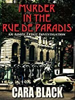 Murder in the Rue de Paradis (Aimee Leduc Investigations, #8)