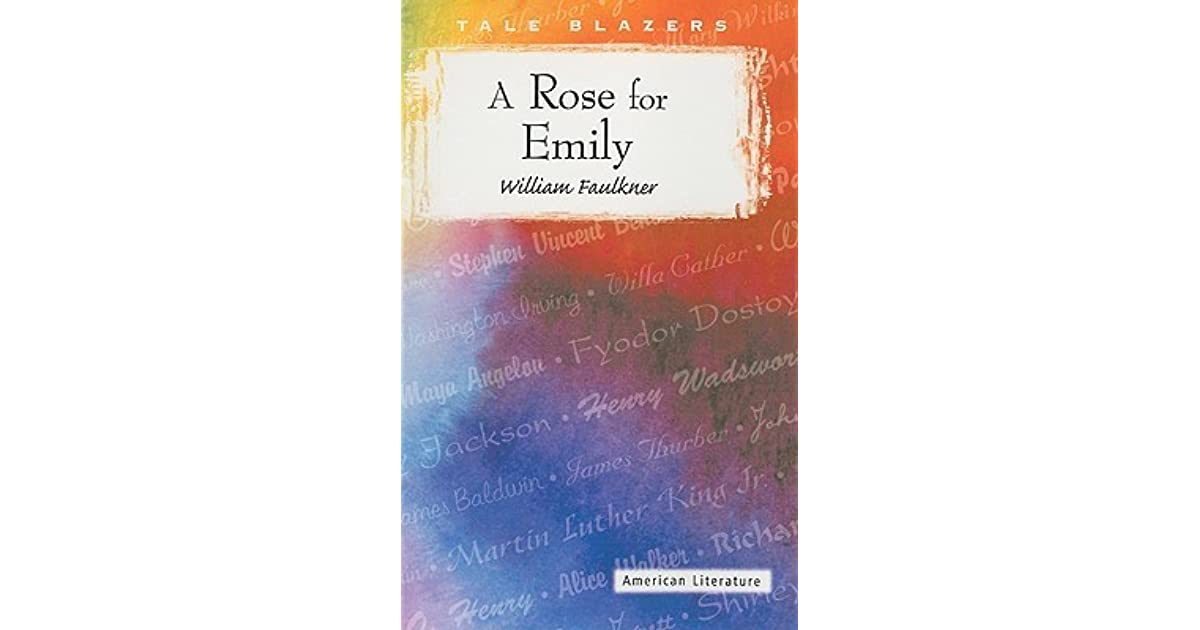 "an analysis of the symbolism used in the story a rose for emily by william faulkner Symbolism in a rose for emily by faulkner symbolism in a rose for emily by faulkner william faulkner's ""a rose for emily"" is a wonderful short story that begins with the funeral of the main character, emily grierson."