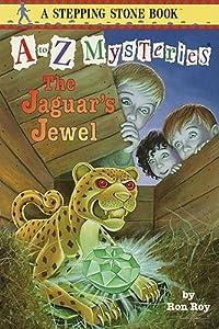 The Jaguar's Jewel (A to Z Mysteries, #10)