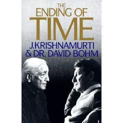 The Ending Of Time By Jiddu Krishnamurti