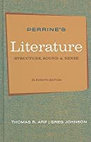 Perrine's Literature Structure, Sound, and Sense 11th edition ISBN: 9780495897965
