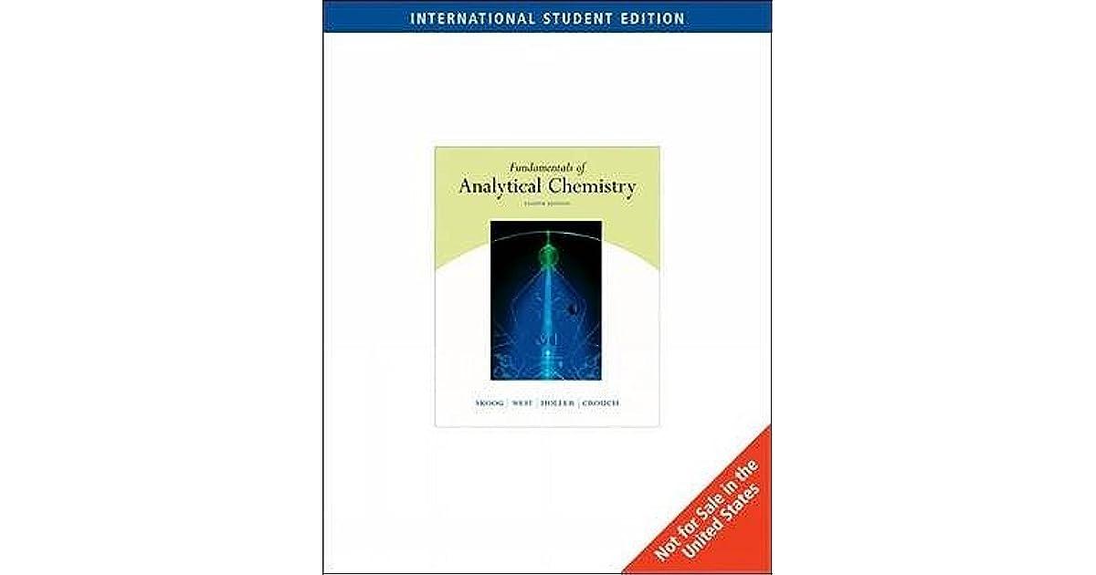Vogel Analytical Chemistry Pdf