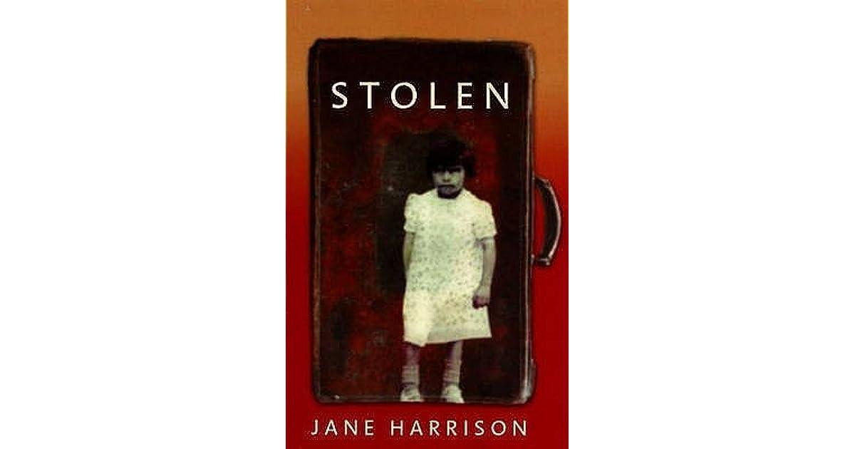 stolen jane harrison read online