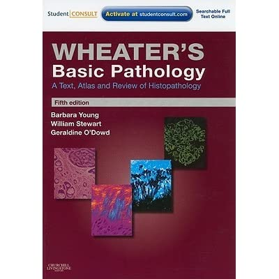 Wheaters basic pathology a text atlas and review of wheaters basic pathology a text atlas and review of histopathology by barbara young fandeluxe Gallery