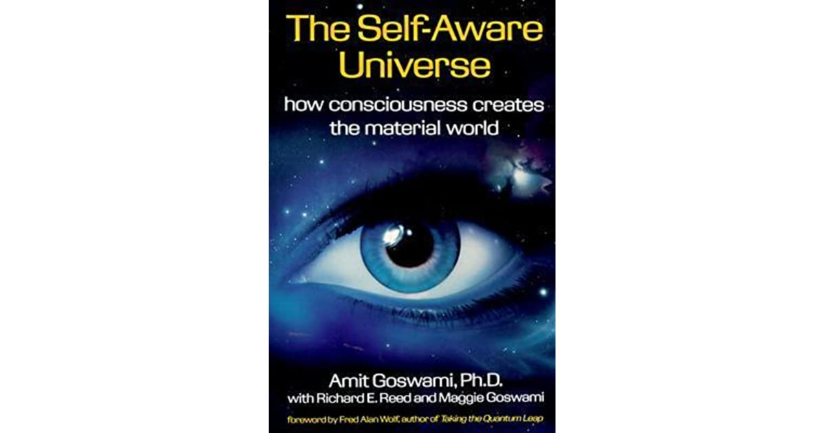 the self-aware universe how consciousness creates the material world pdf