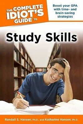 the complete idiots guide to study skills