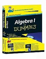 Algebra I for Dummies [With Workbook]