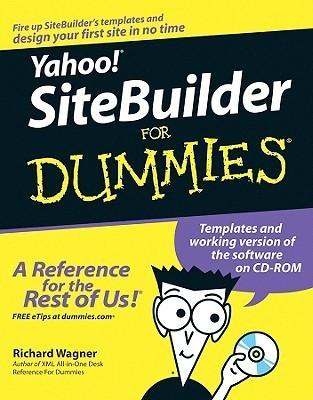 Yahoo SiteBuilder for Dummies