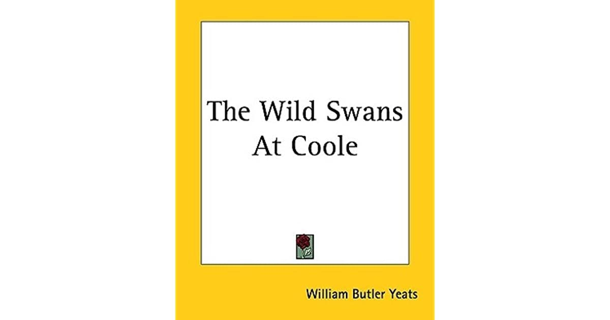 poetry commentary the wild swans at