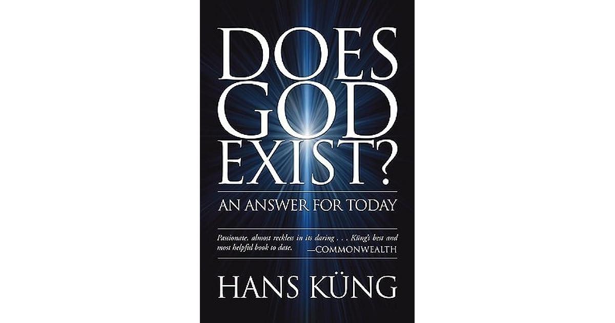 Hans Kung Does God Exist Ebook