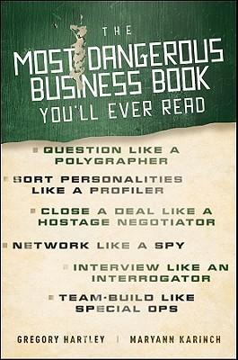 The Most Dangerous business book