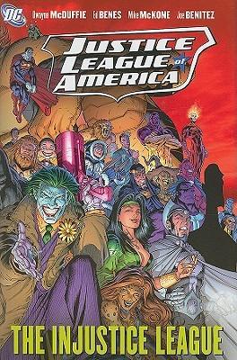 Justice League of America, Vol. 3: The Injustice League