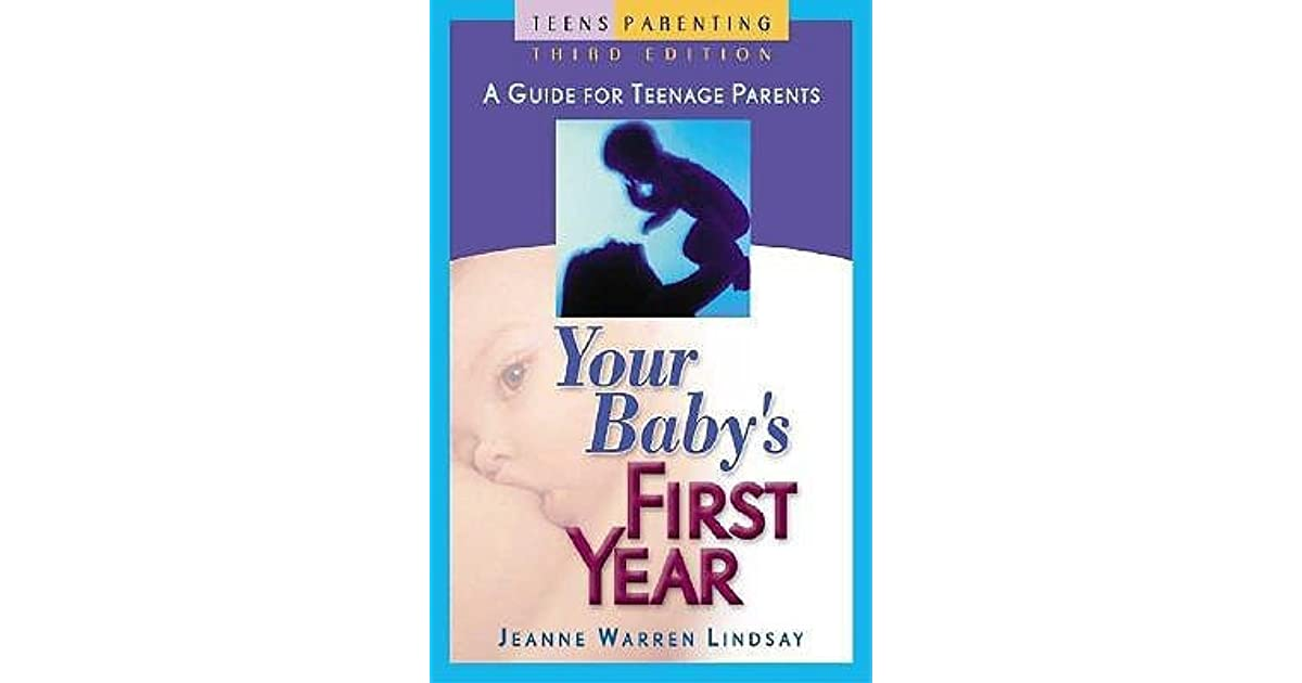 A Guide for Teenage Parents