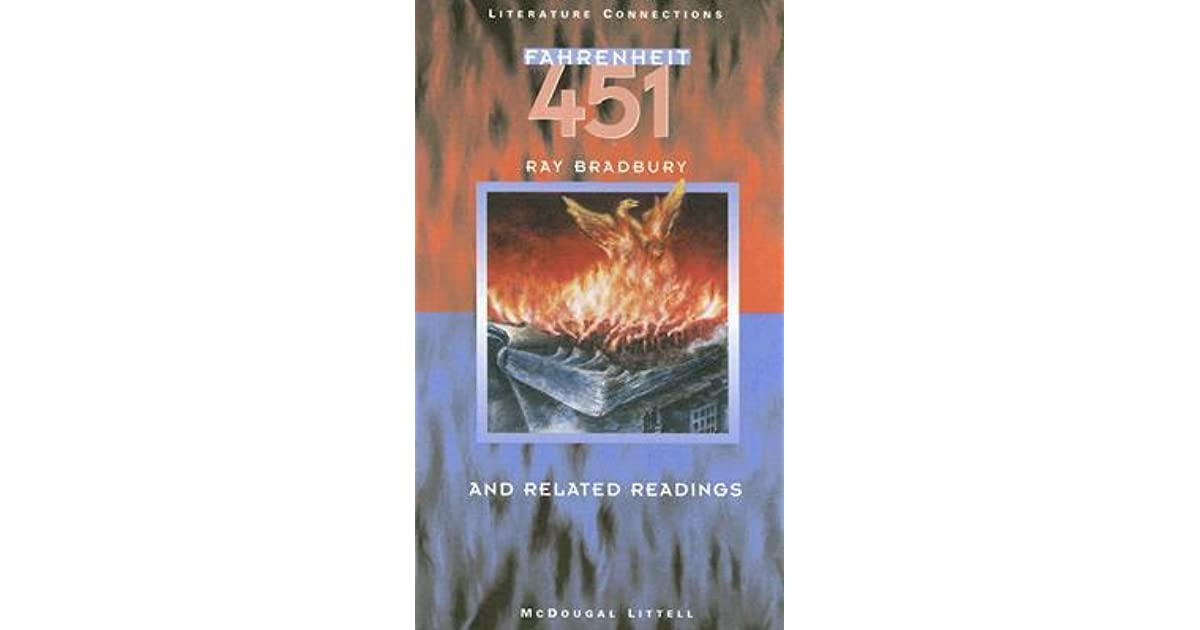 Fahrenheit 451 and related readings by ray bradbury fandeluxe Images