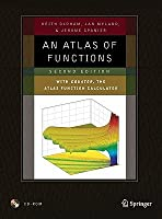 An Atlas of Functions: With Equator, the Atlas Function Calculator