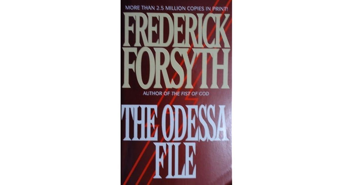 Frederick Forsyth The Odessa File Pdf