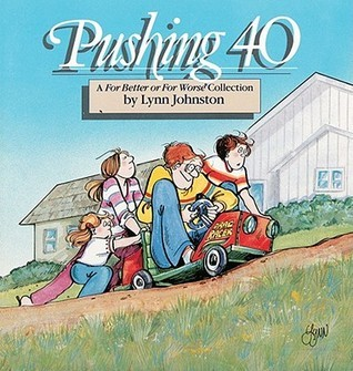 Pushing 40