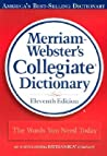 Merriam-Webster's...