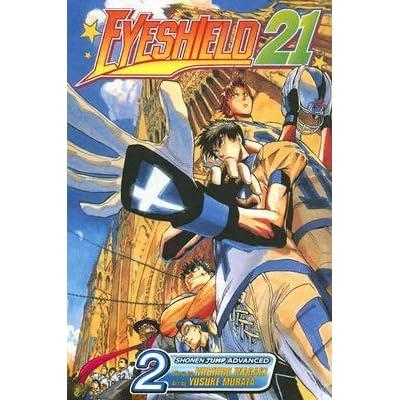 eye shield 21 vol 2
