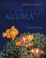 College Algebra [with Student Solutions Manual]