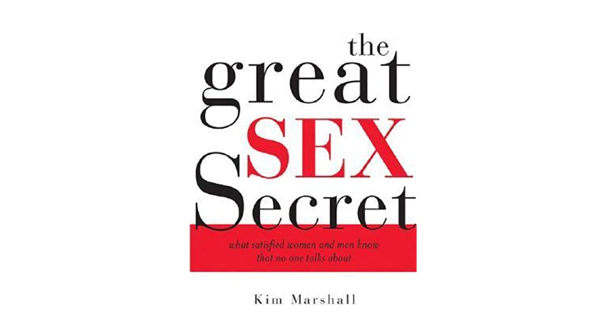 KATHARINE: How long should sex last to satisfy a woman