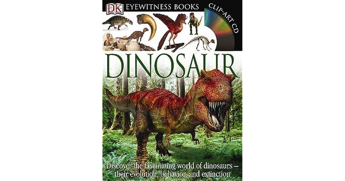 DK Eyewitness Books: Dinosaur has been added