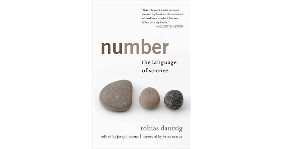 Number: The Language of Science by Tobias Dantzig