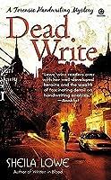 Dead Write (Forensic Handwriting Mystery, #3)