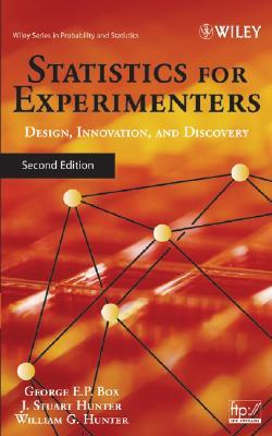 Statistics for Experimenters by George E.P. Box