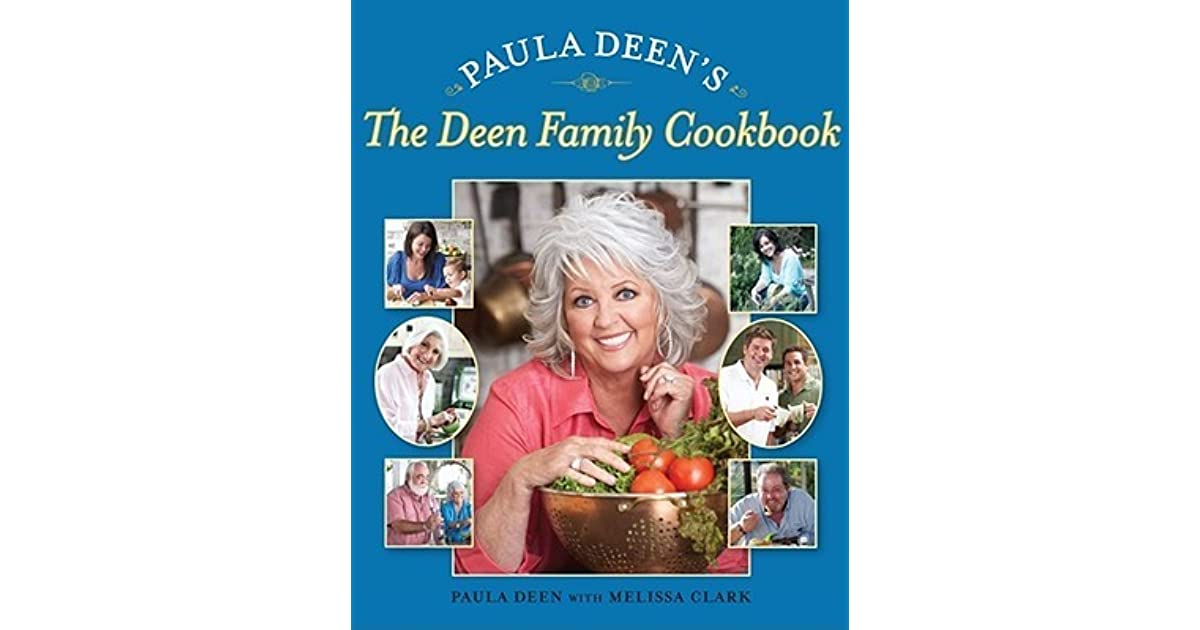 The deen family cookbook by paula h deen fandeluxe Image collections