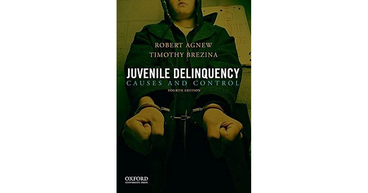 exploring the root causes of the problem of juvenile delinquency Juvenile delinquency and he or she thinks is the root of the problem to figure out well being such as increasing rates of juvenile crime.
