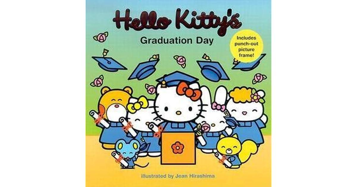 Hello Kittys Graduation Day By Sandra Higashi