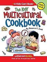 Kids Multicultural Cookbook