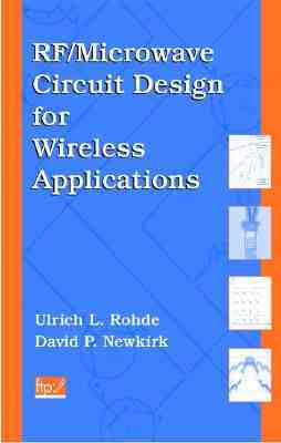 RF/Microwave Circuit Design for Wireless Applications