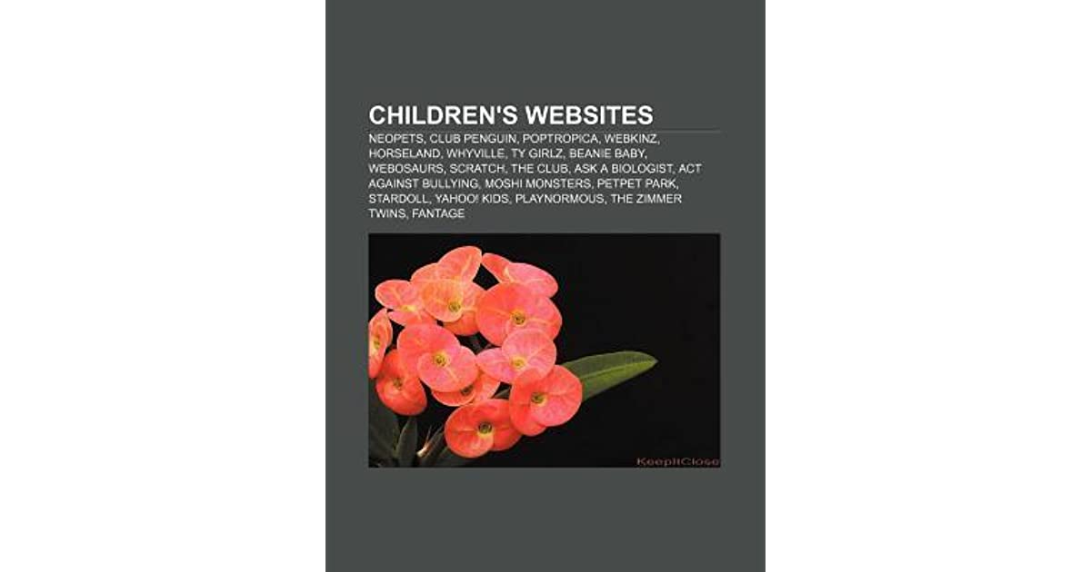 Children's Websites: Neopets, Club Penguin, Nicktropolis