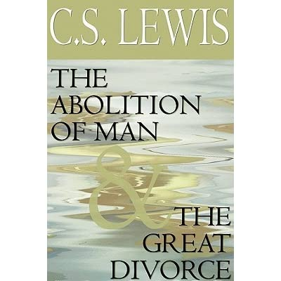 the abolition of man cs lewis