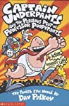 Captain Underpants and the Perilous Plot of Professor Poopypants (Captain Underpants, #4)