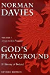 God's Playground by Norman Davies