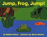 Jump, Frog, Jump! Board Book