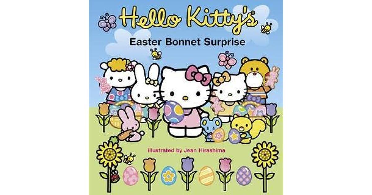 Hello Kittys Easter Bonnet Surprise By Jean Hirashima