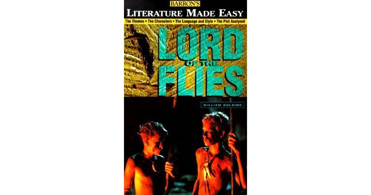 an analysis of the character of ralph in william holdings lord of the flies An explanation of the main characters in william golding's lord of the flies.
